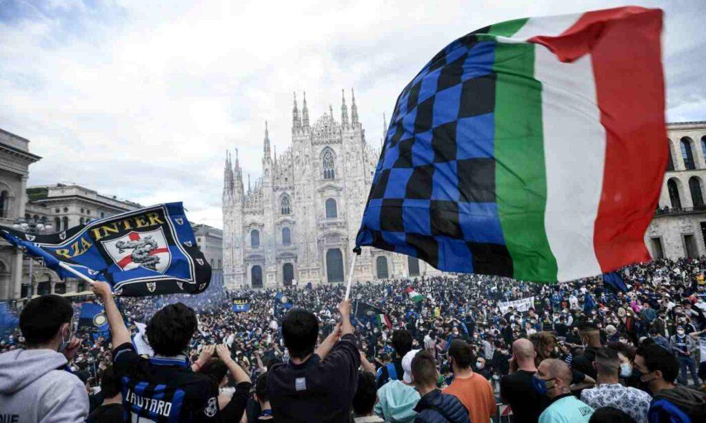 Festeggiamenti a Milano